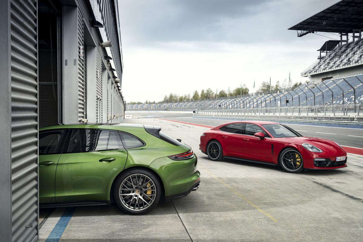 Porsche Panamera ailesine iki yeni model ekledi