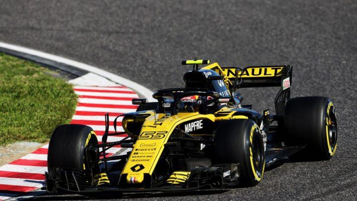 Renault Japonya'dan puanla döndü