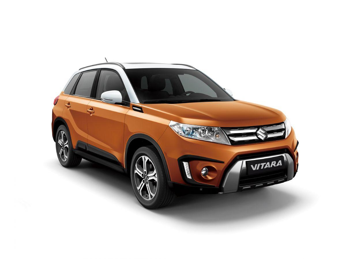 Suzuki Vitara'da Ekim Ayına Özel Avantajlar