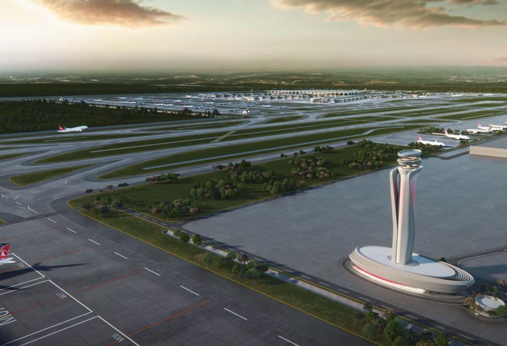 Tüm Dünya İstanbul Yeni Havalimanı'nın Tarihi Açılışına Şahitlik Edecek