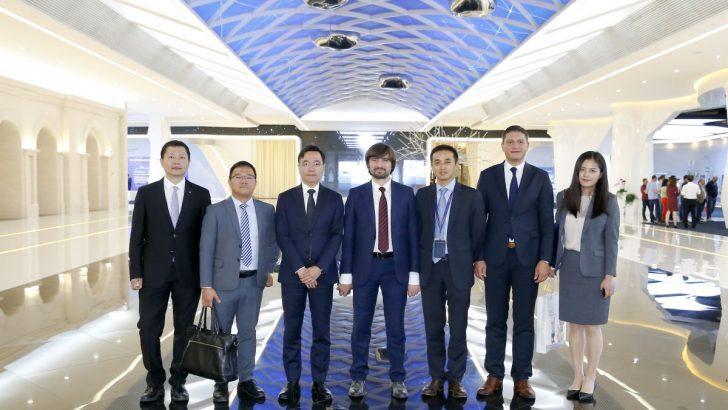 Türkiye AFAD Heyeti Çin'de HUAWEI Ar-Ge Merkezini Ziyaret Etti