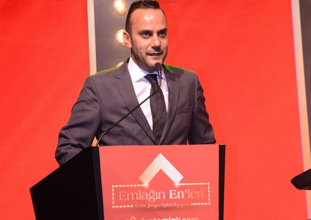 Hürriyet Emlak Satış Direktörü Çağrı Bozay