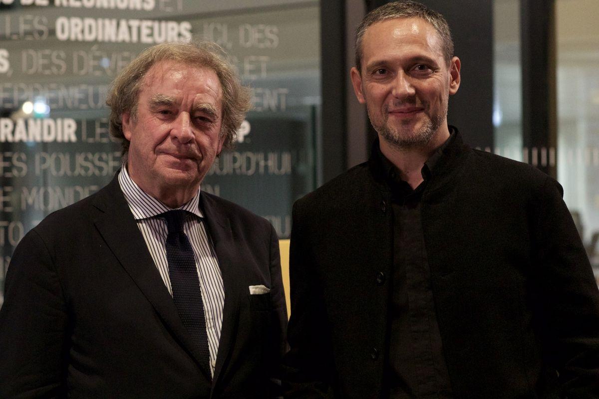 Wilmotte'un 'Koleksiyon' dokunuşu Paris'te tanıtıldı