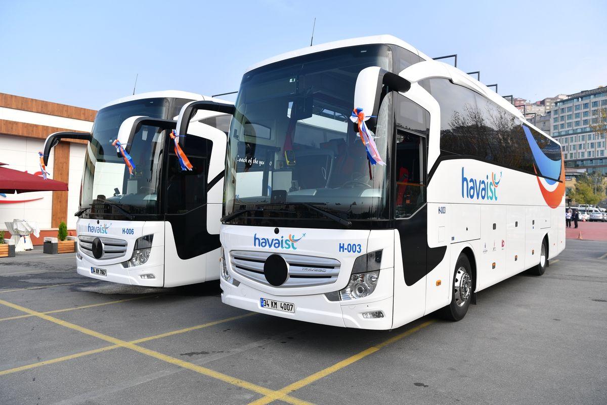 Yeni İstanbul Havalimanı Otobüs Hatları ve Fiyatları