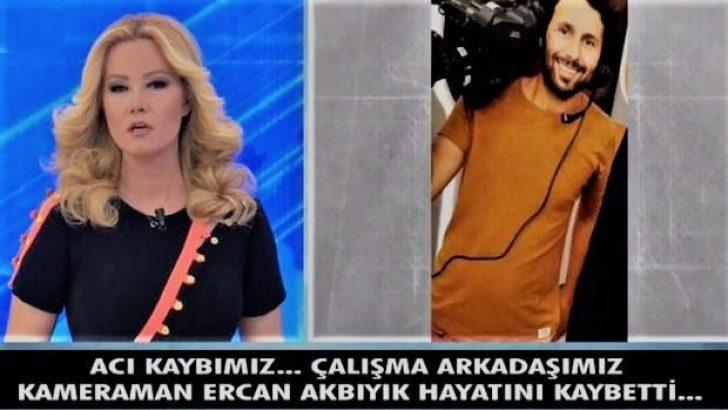 Müge Anlı Ercan Akbıyık'ına Acı Haberini Canlı Yayında Verdi!