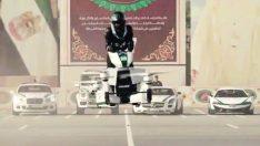 Dubai Polisi Artık Hoversurf ile Görev Yapacak