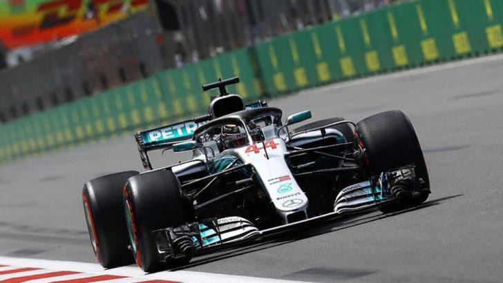 F1 Abu Dabi'de