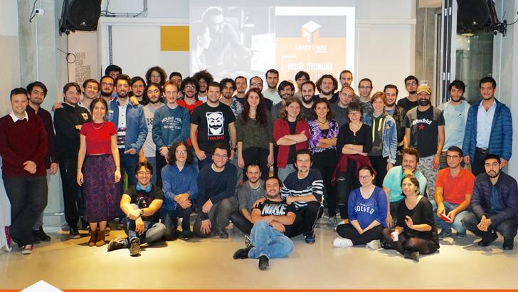 Katılımcılar Gamer's Jam'de 24 Saat İçinde 10 Oyun Geliştirdi