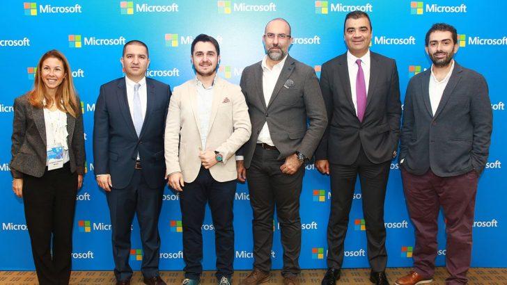Microsoft Türkiye'den Yerli Yazılım Sektörüne Destek