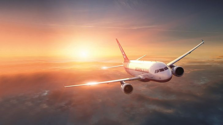 Atlasglobal Havayolları, İlk İstanbul-Odessa Uçuşunu Gerçekleştirdi