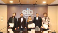 İzmitli Genç Tasarımcılar, İstanbul Ayakkabı Tasarım Yarışmasında Ödüllere Doymadı