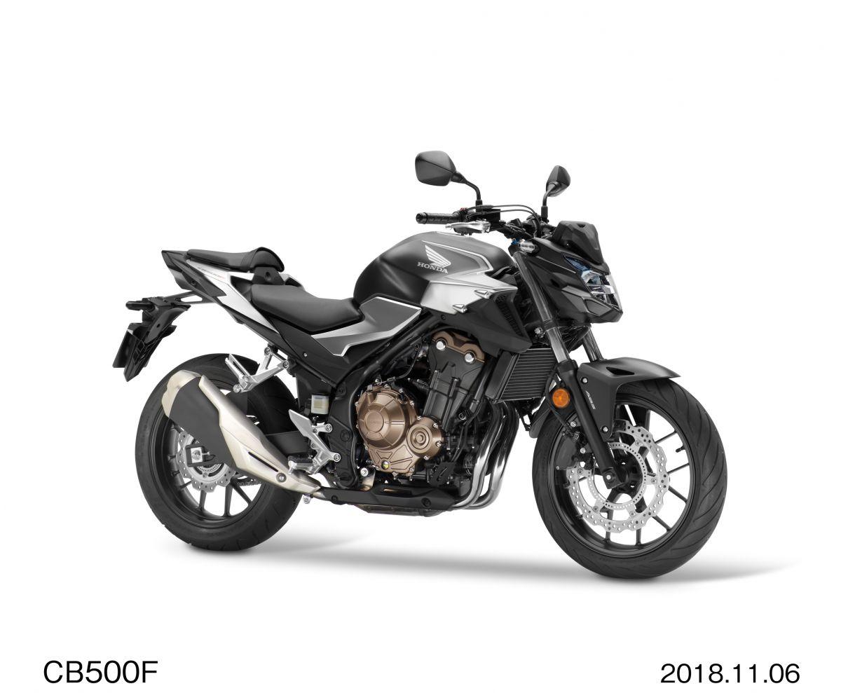 EICMA'da Naked ve Super Sport dünyasını heyecanlandıran Honda modelleri
