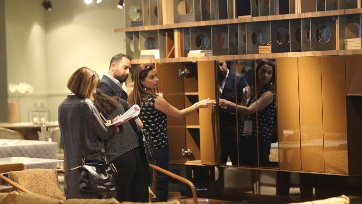 Furniture İstanbul CNR EXPO'da Kapılarını Açtı