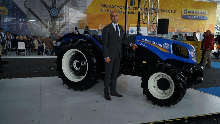 New Holland, Geniş Ürün Yelpazesiyle Adana Tarım Fuarı'nda