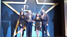Sign of the City Awards'da Tahincioğlu'na Üç Ödül Birden Verildi