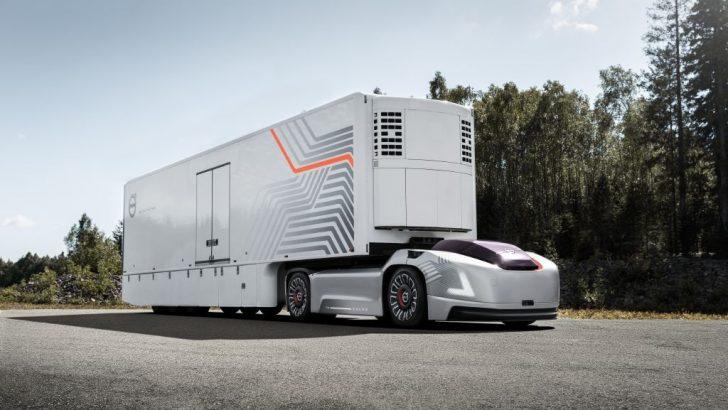 """Volvo Trucks, """"Vera"""" ile Taşımacılığın Geleceğini Şekillendirecek"""