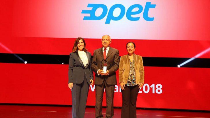 Türkiye'nin En Sevilen Akaryakı Markası 4. Kez OPET Seçildi