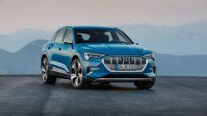 Audi e-tron, Amazon'un Sesli Komut Sistemi Alexa İle Geliyor