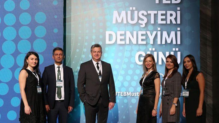 TEB Müşteri Günü'nün Dördüncüsü İstanbul'da Düzenlendi