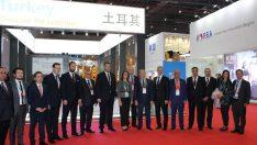 Çin Fuarı'nda Toplam 4,3 Milyar Yuan'lık İş Birliği Anlaşması İmzalandı