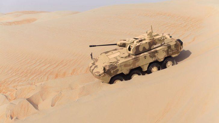 Otokar, Dünyaca Ünlü Zırhlı Araçlarını Bahreyn'de Tanıtmaya Hazırlanıyor