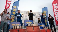 Körfez'de Kıran Kırana Drift Finali