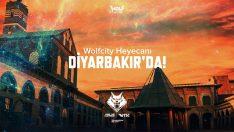Diyarbakır'dan Wolfcity'e Katılım Rekoru