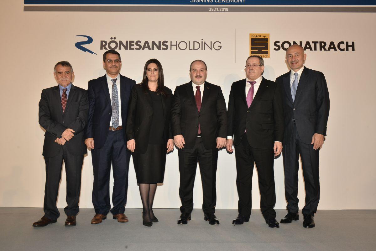 Rönesans Holding'ten 1,2 milyar dolarlık yatırım. Ceyhan'da petrokimya tesisi kuruyor.