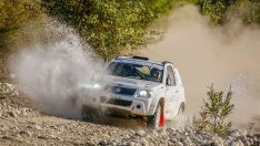 Transanatolia Rally Raid Yarış Sezonu Sona Erdi