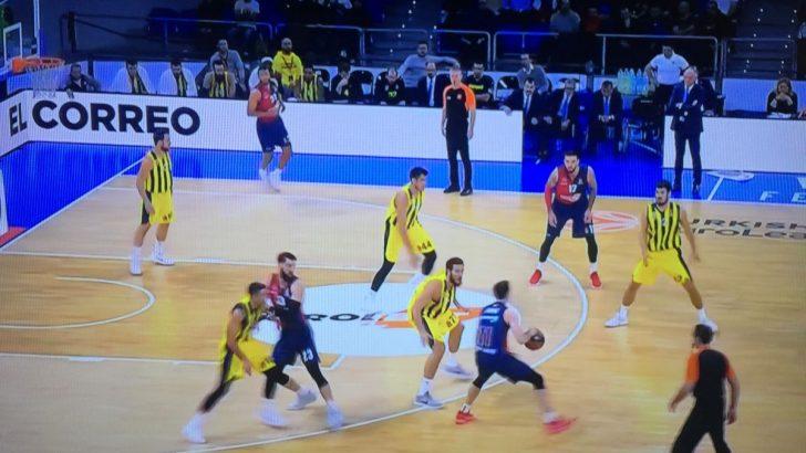 Fenerbahçe Baskonia 74-72