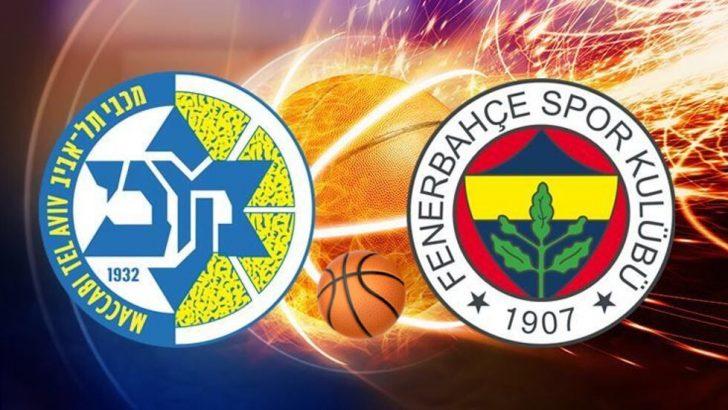 Maccabi-FENERBAHÇE