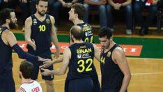Fenerbahçe yenilgisiz devam ediyor