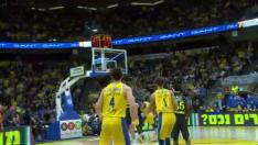 Maccabi  70 FENERBAHÇE  74