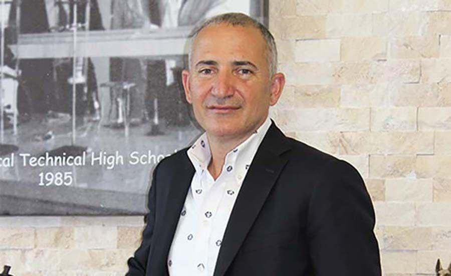 Değirmen ve Sektör Makinaları Üreticileri Derneği (DESMÜD) Başkanı Zeki Demirtaşoğlu