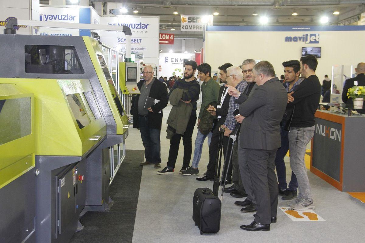 Makine Sektörü 29 Kasım'da Bursa'da Buluşuyor