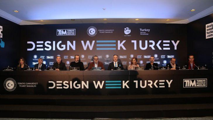 Design Week Turkey 2018 Haliç Kongre Merkezi'nde Başladı