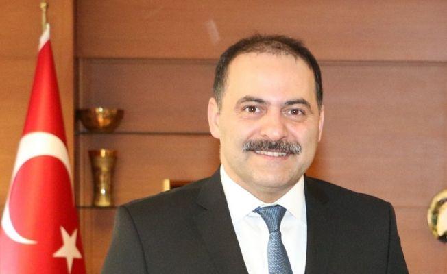 Ulaştırma ve Altyapı Bakan Yardımcısı Dr. Ömer Fatih Sayan