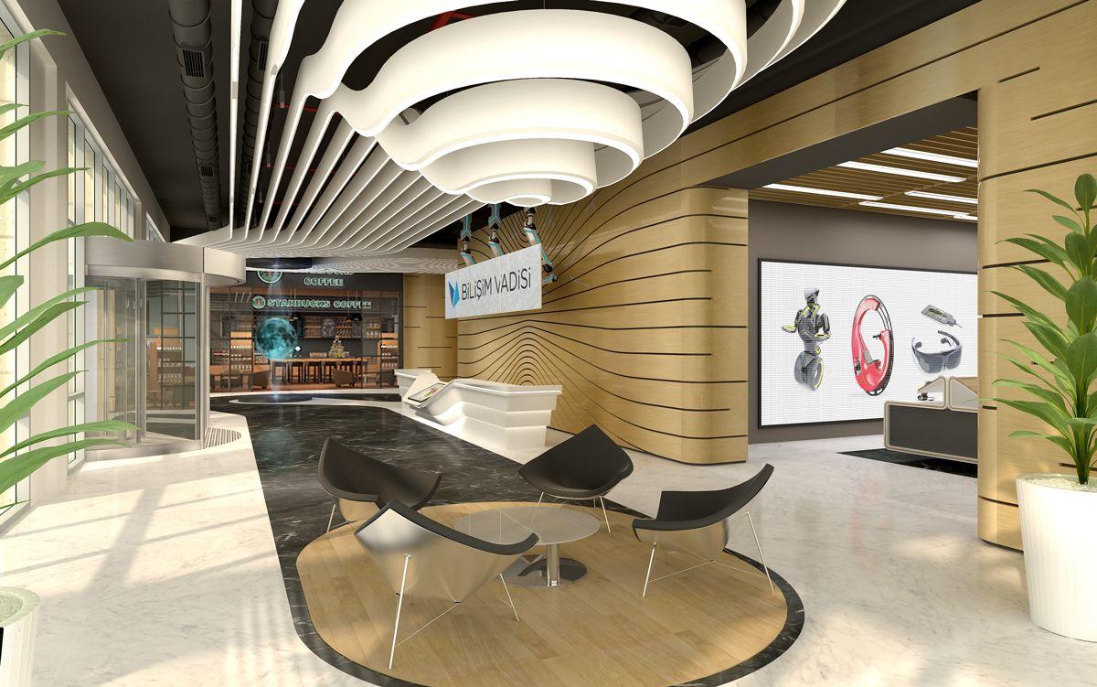 Geleceğin Ofisleri Endüstri 4.0 ile Biçimleniyor