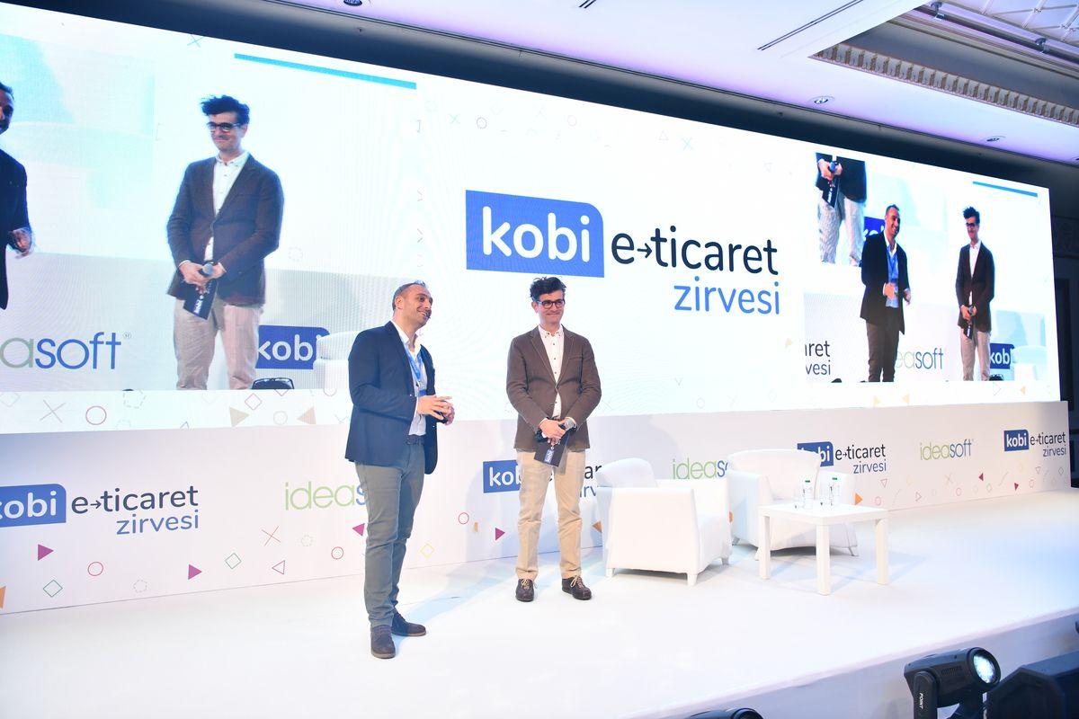 KOBİ E-Ticaret Zirvesi ile Türkiye Büyüyor!