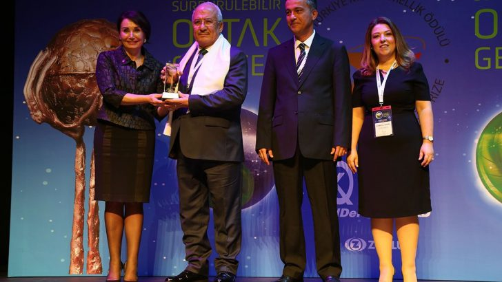 'Türkiye Mükemmellik Ödülleri' Sahiplerini Buldu