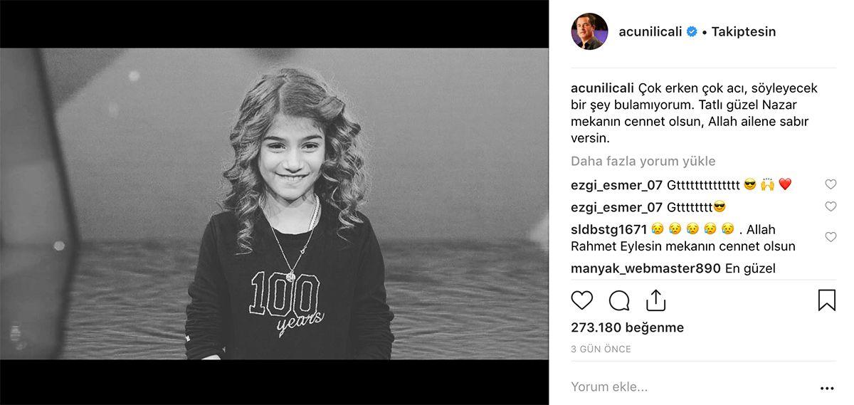 O ses Türkiye yarışmacısı Nazar Nur Kaya neden öldü?