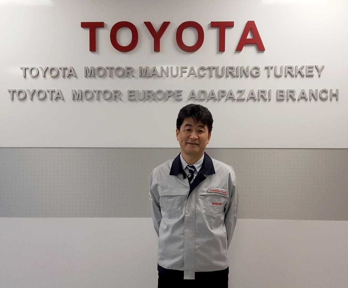Toyota Türkiye'de Görev Değişimi