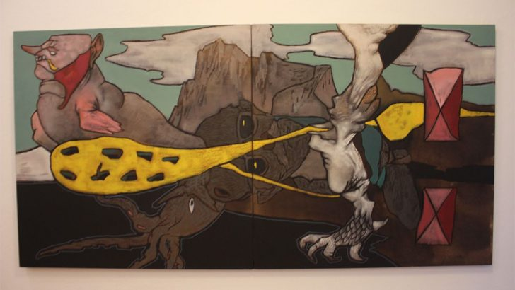 'The Hinderland'ın Ön Lansman Sergisi Ilgın Kümeart Galeri'de Açıldı