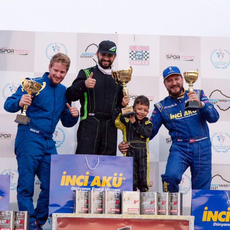 Volkan Arısoy Drift Şampiyonasında Nefesleri Kesti