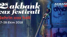 28. Akbank Caz Festivali'ne 20 Bin Müziksever Katıldı