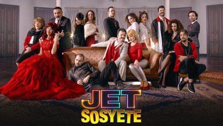 Jet Sosyete 2. sezon 7. bölüm izle..