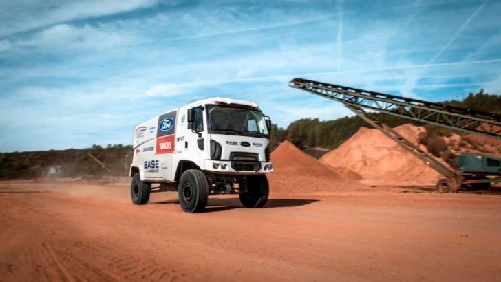 FORD TRUCKS Dakar'da yarışacak