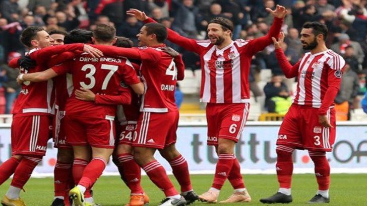 Sivasspor 4-0 Ankaragücü