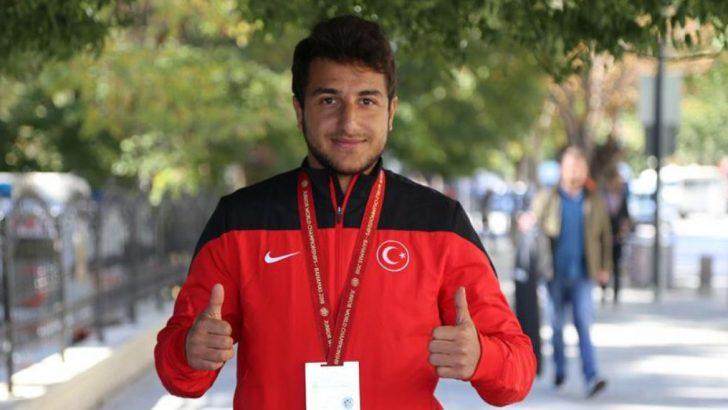 Bilal Çiloğlu'nun hedefi Olimpiyatlar
