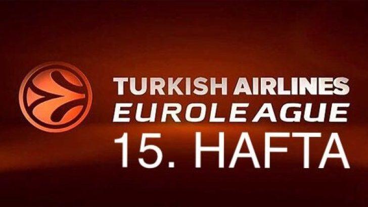 THY EUROLEAGUE 15.HAFTA